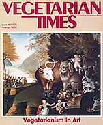 vegetarianism in art