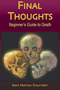 Final Thoughts, book by Mark Mathew Braunstein
