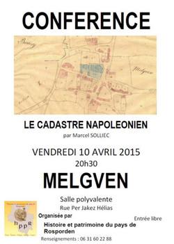 Marcel Solliec : Cadastre napoléon