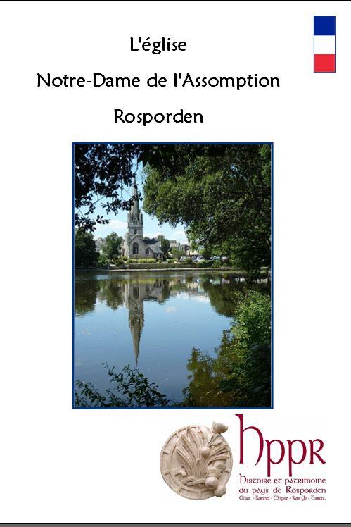 Eglise ND de Rosporden