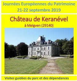 Château de Keranével & JEP