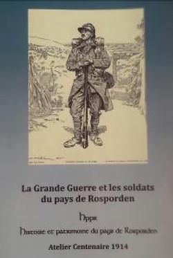La Grande Guerre et les Rospordinois