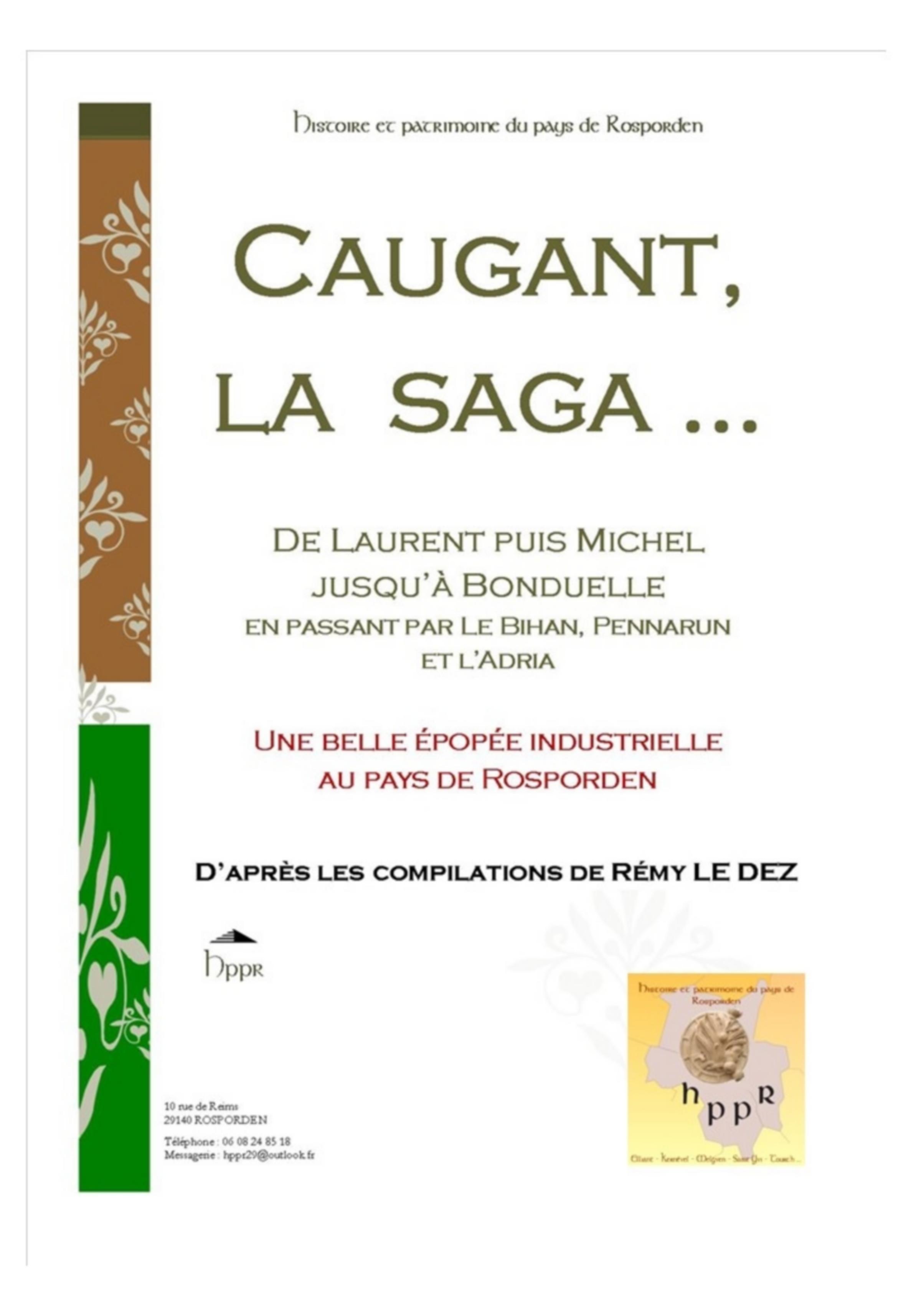 """""""CAUGANT La Saga"""""""