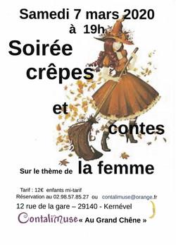 Contalimuse et La Femme !