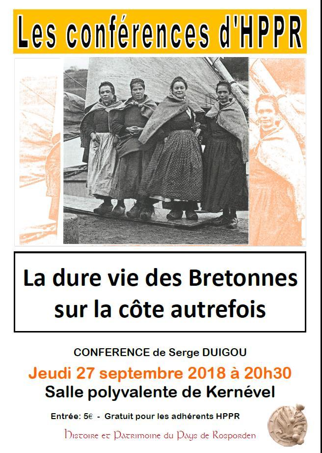 Serge Duigou : La vie des bretonness