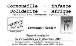 CESA - Cornouaille... Afrique