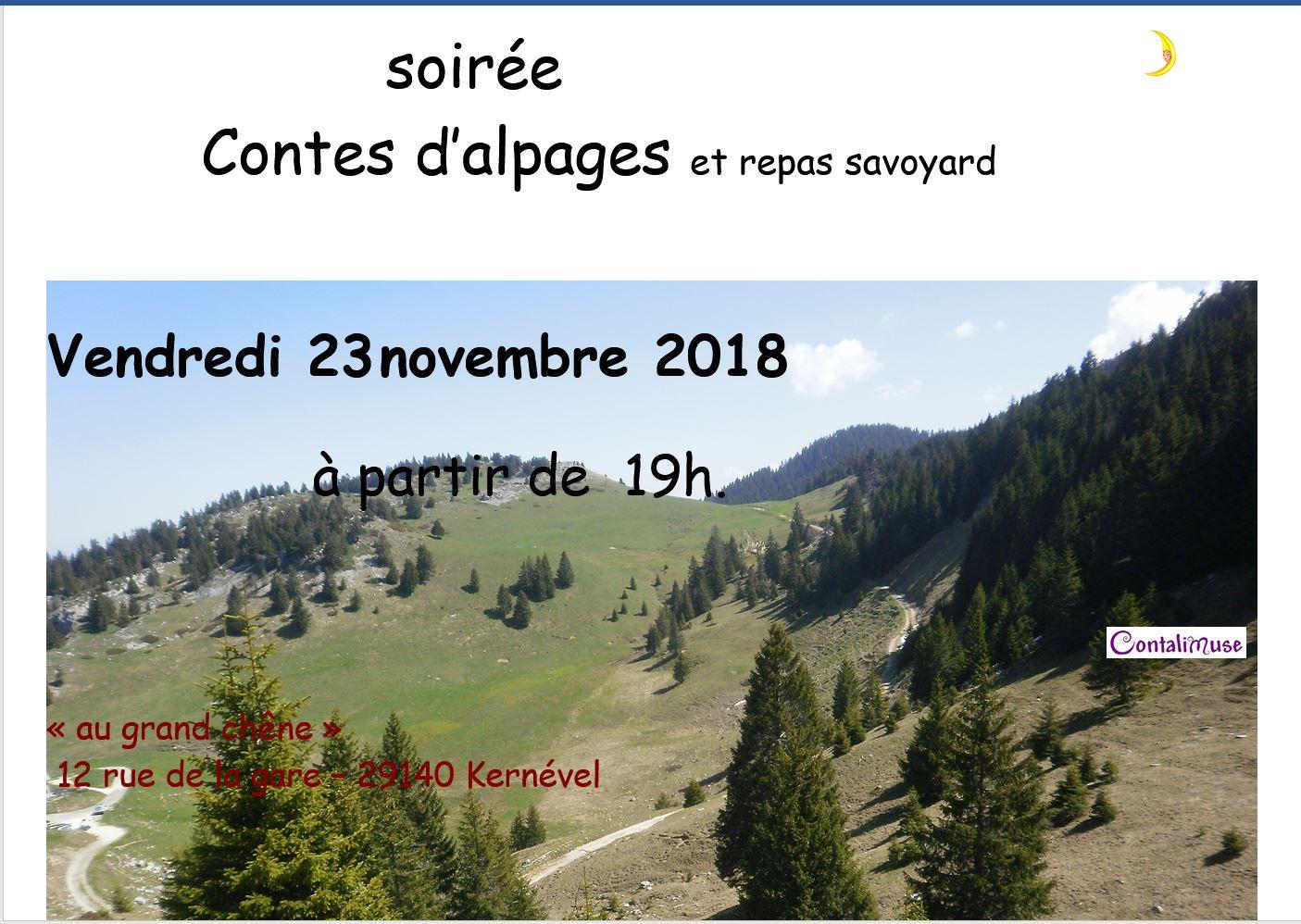 Contalimuse en Savoie