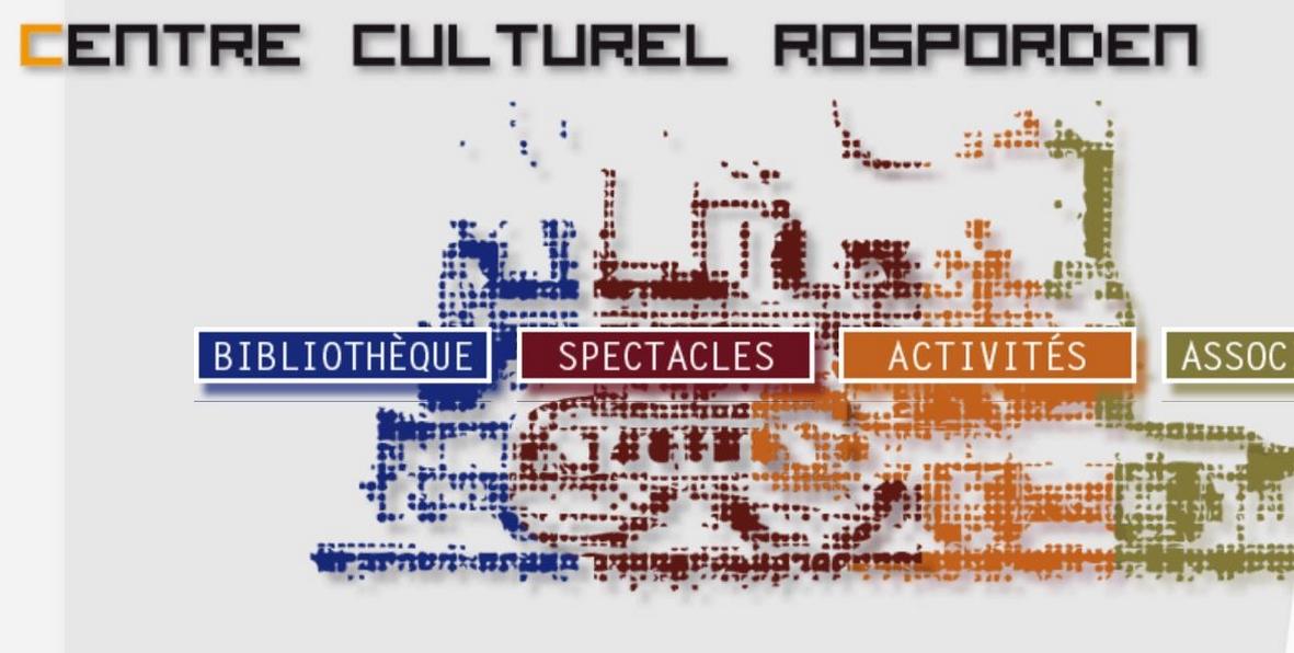 ROSPORDEN Centre culturel