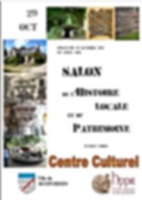 salon de l'histoire locale et du patrimoine