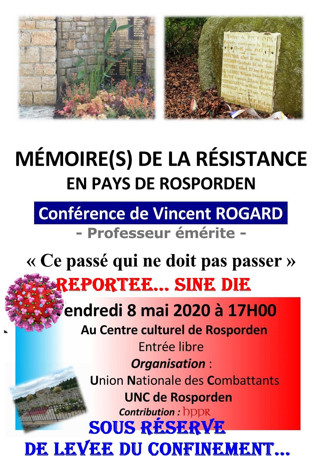 Vincent ROGARD & UNC