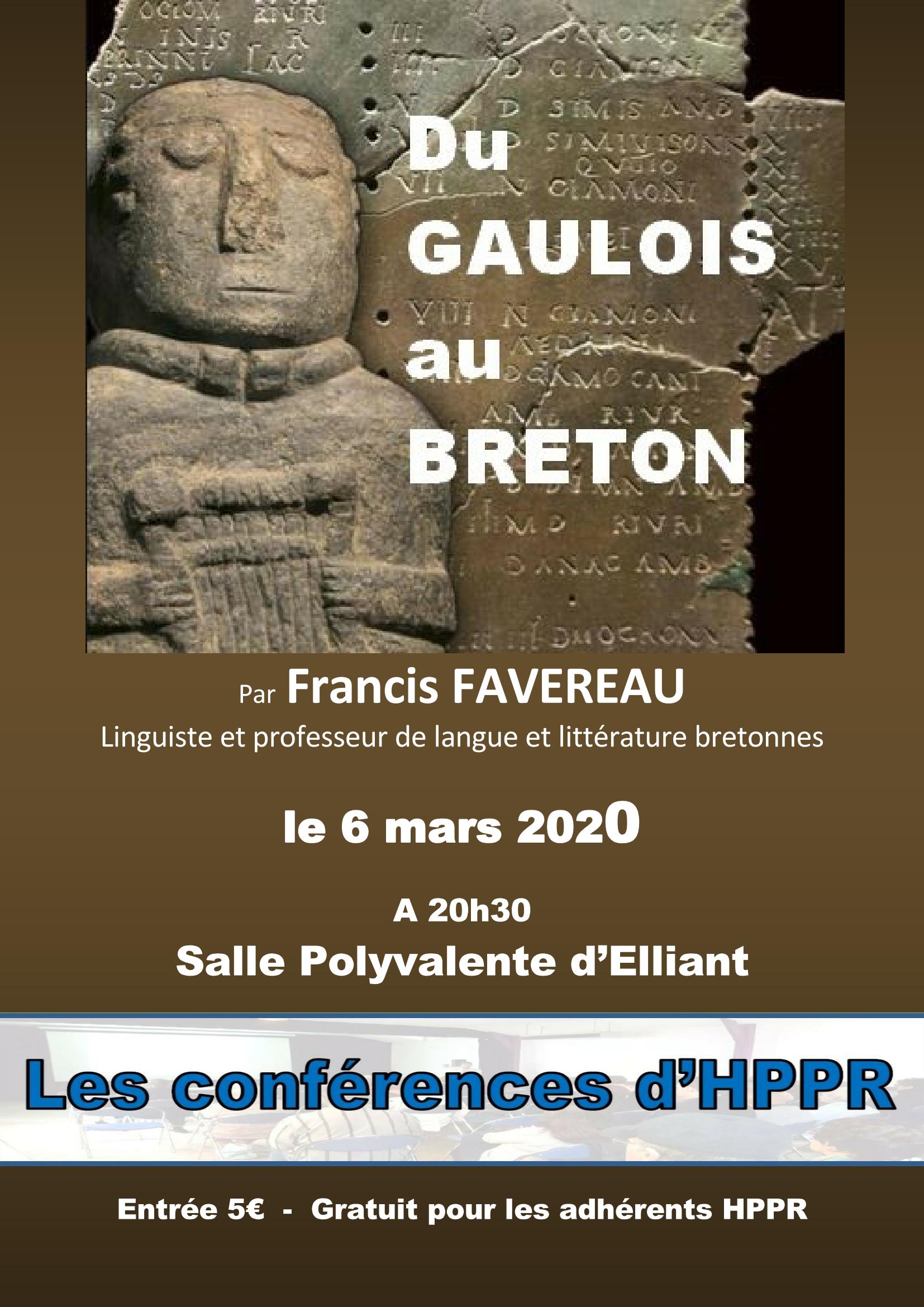 Francis FAVEREAU