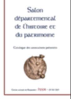 catalogue salon d'histoire et patrimoine