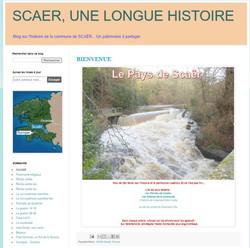 Le blog de SCAËR