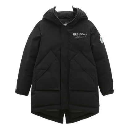 Boy's Hooded Jacket