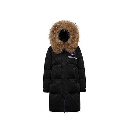 Boundary Goose Down Winter Coat