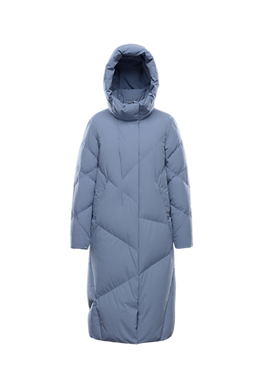 Women's Long Hooded Parka