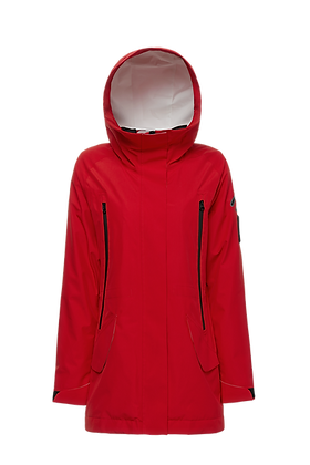 Gore-TEX Shell Jacket with Hood