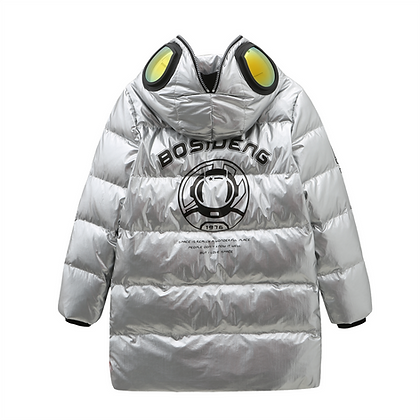 Boy's Hooded Jacket