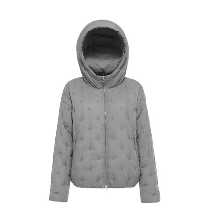 Women's Short Puffer Down Jacket