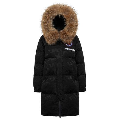 Boundary Goose Down Winter Coat