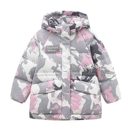 Girl's Hooded Jacket