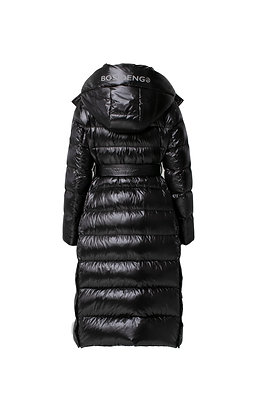 Women's Long Hooded Parka