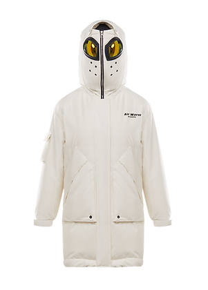 Women's SORONA®. Hooded Long Jacket