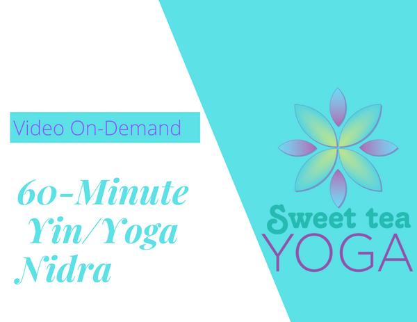 Yin/Yoga Nidra