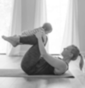Baby and Me Yoga! Next series begins thi