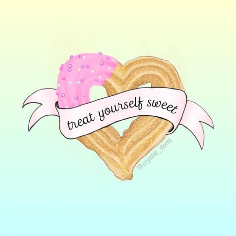 Treat Yourself Sweet, 2017