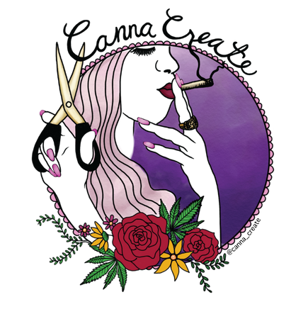 Canna Create Logo