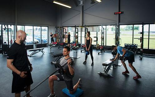 semi-private fitness training