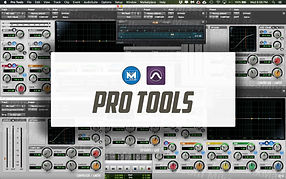 Pro Tools Channel Strip with Stock Plugins with Pre-Sets for Mikes Mix and Master's Vocal Chain Collection