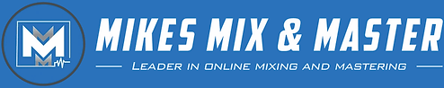 Mikes Mix & Master Leader In Online Mixing and Mastering Logo