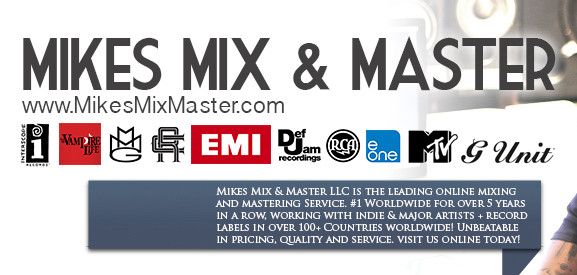 Online Mixing and Mastering Service | Services & Pricing