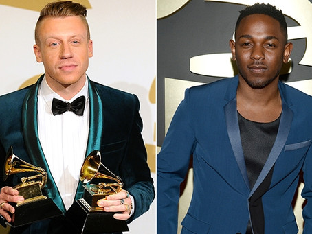 Kendrick Lamar Responds To Macklemore's Grammy Text