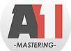 The official company logo of A1Mastering.com