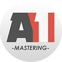 Official company logo for A1Mastering.com