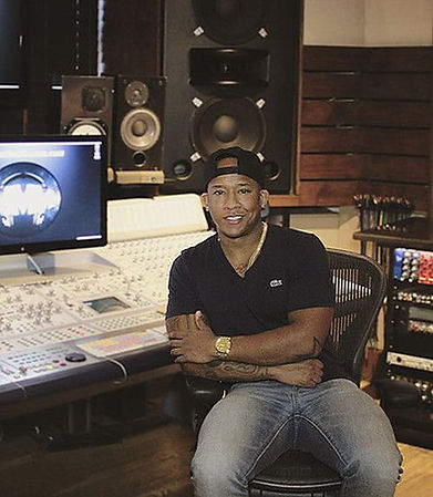 Professional Mixing and Mastering engineer Michael Cushion Jr at Quad Studios New York City