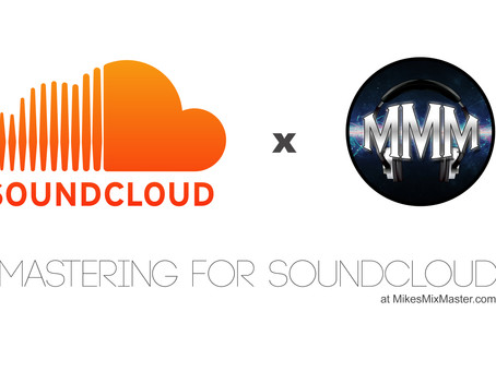 Master Your Songs For SoundCloud