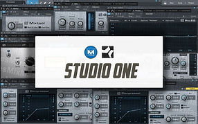 Presonus Studio One Channel Strip with Stock Plugins with Pre-Sets for Mikes Mix and Master's Vocal Chain Collection