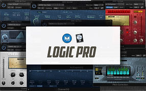 Logic Pro Channel Strip with Stock Plugins with Pre-Sets for Mikes Mix and Master's Vocal Chain Collection