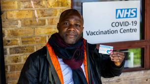 Walk-in vaccine clinics at Montgomery Hall