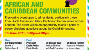 Building vaccine confidence with African and Caribbean communities