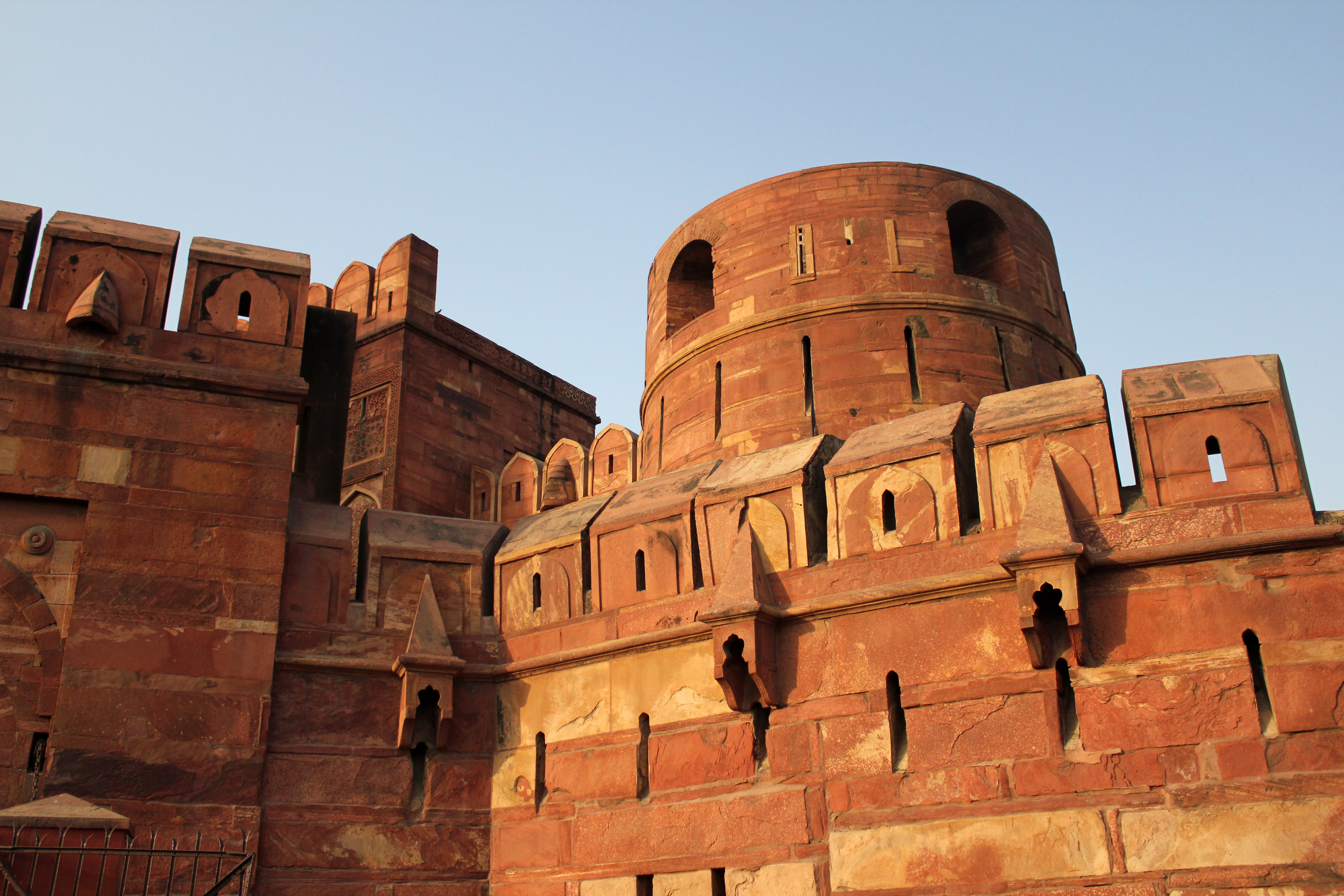 The Fort at Agra - Photo Essay by Amit Khanna (2).jpg