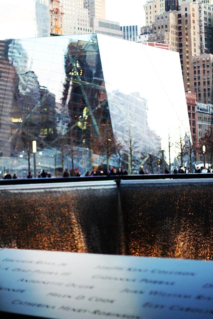 essays ward churchill essay full text news photo essays  news photo essays memorial jpg 911 memorial nyc photo essay by amit khanna 8