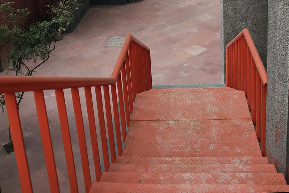 Triveni Kala Sangam Upgradation 4, New D