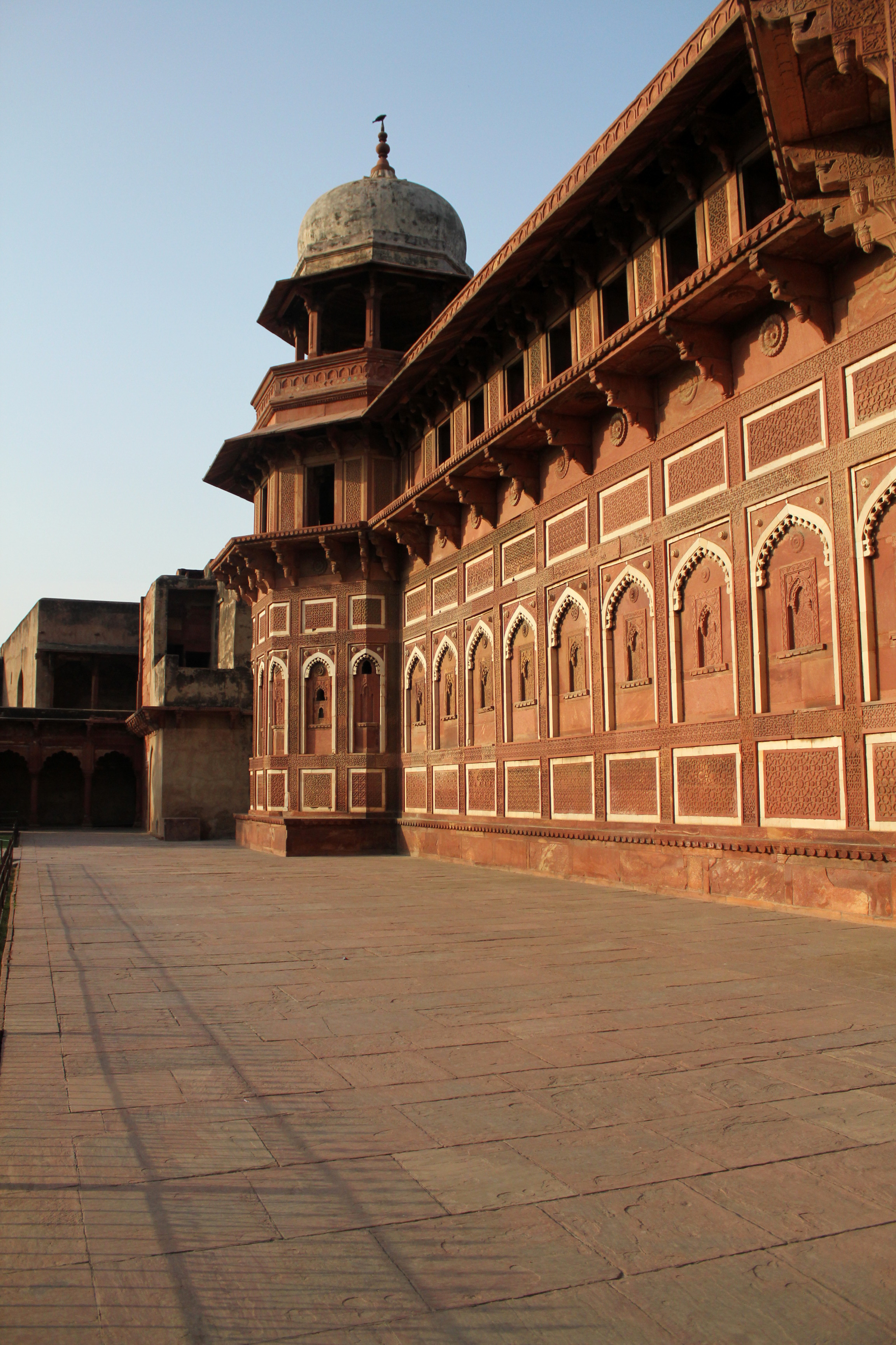 The Fort at Agra - Photo Essay by Amit Khanna (15).jpg