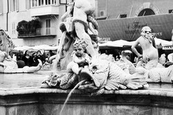 Piazza Navona, Rome - Photo Essay by Amit Khanna (8).JPG