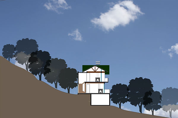 SECTION_of_the_cottage_in_Baldiyan,Shiml